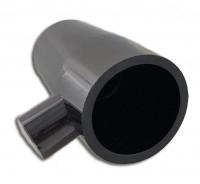 Glaskohletiegel mit Vlies für COWA-Gießanlagen Seit, Erscem usw.