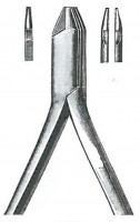 Klammerbiegezange nach Aderer (12,5 cm)