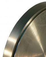 EUTITAN® Grade 5 Frässcheiben 13,5mm Ausschnitt