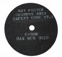"""RAY FOSTER 10"""" Trimmerscheibe"""