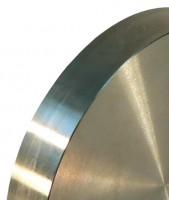 EUTITAN® Grade 5 Frässcheiben 15mm OS Ausschnitt