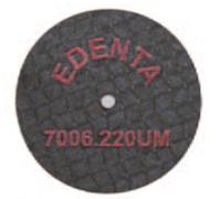 Trennscheibe Netzverstärkt L 0,2mm / Ø 22mm EDENTA