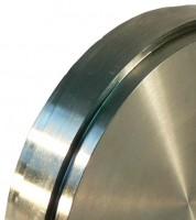 EUTITAN® Grade 4, 25mm, Ausschnitt