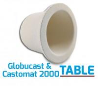 Vakuum-Schutz-Tiegel für Krupp Globucast & Castomat 2000 TABLE