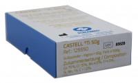 CASTELL Ti 500g á 50g