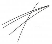 Laserdraht - Titan Grade 5, Ø 0,65 x 1,30mm halb